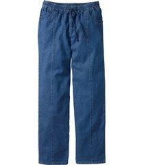 pantalone senza chiusura classic fit (blu) - bpc bonprix collection
