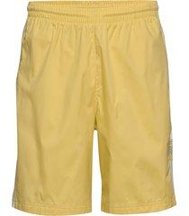 lock up ts shorts casual gul adidas originals