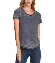 vince camuto burnout t-shirt