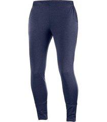 pantalón azul salomon discovery cozy
