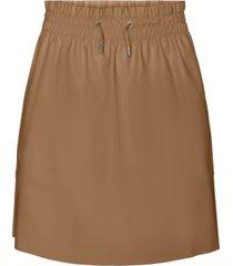 women's vmava coated skirt