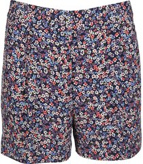 michael michael kors multicolor viscose shorts