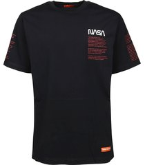 heron preston t-shirt nasa over ss facts