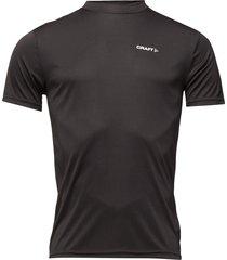 craft prime tee m view t-shirts short-sleeved svart craft