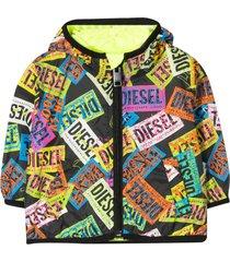 diesel multicolored jacket