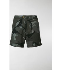 tom ford printed camouflage swim shorts