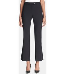 calvin klein petite modern fit trousers