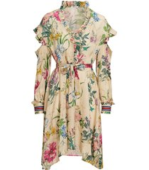 klänning floral print dress