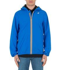 k-way jacques stretch dot jacket