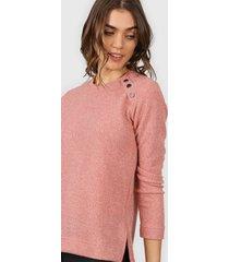 sweater rosa tarym