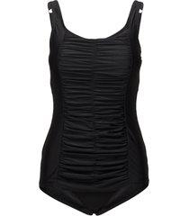 swimsuit luciana plus baddräkt badkläder svart wiki