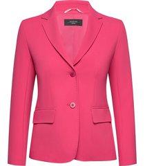 rete blazer colbert roze weekend max mara