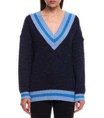 colcci heavenly blue fashion sweater
