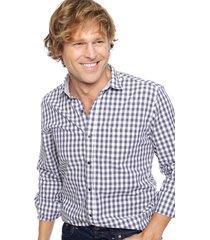 camisa gris bravo