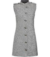 aloe jarline dress dresses bodycon dresses grå bruuns bazaar