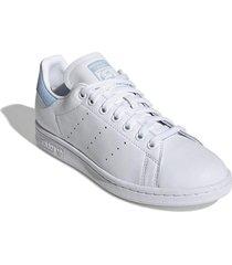 zapatilla blanca adidas originals stan smith mujer 6m 19467 blanco