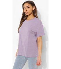 oversized t-shirt, lilac