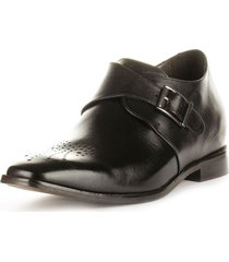 mocasin formal gentleman black max denegri