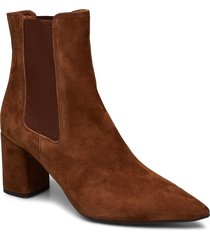 booties 3387 shoes boots ankle boots ankle boots with heel brun billi bi