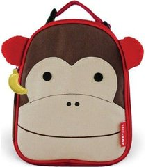 lancheira infantil skip hop zoo macaco masculina