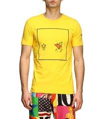 iceberg t-shirt iceberg t-shirt with tweety and duffy duck print