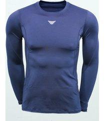 camiseta depotiva lycrada jogo cs2727763  - azul
