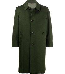 a.n.g.e.l.o. vintage cult 1990s oversized coat - green