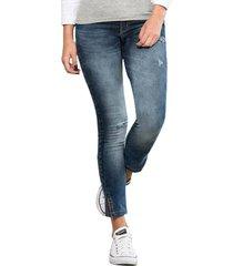 jean luxor azul para mujer croydon