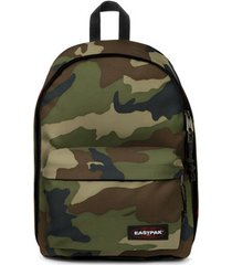 rugzak eastpak out of office