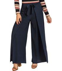 pantalon bibiana azul  para mujer croydon