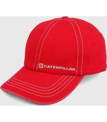 gorra rojo-blanco calvin klein