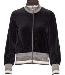 unconquerablejacket sweat-shirt trui zwart odd molly