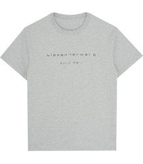 x lane crawford logo embellished unisex t-shirt