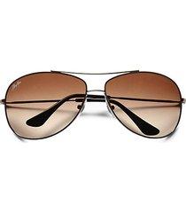 rb3293 wrap aviator sunglasses