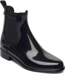 comfy 01 shoes chelsea boots svart lemon jelly