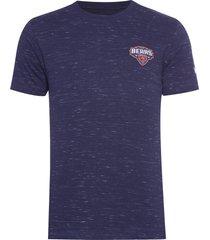camiseta masculina team core 2 chibea - azul