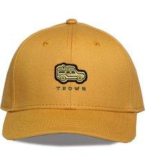 gorra amarilla trown headware rover