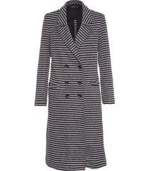 casaco feminino ducale - preto