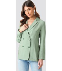 trendyol carmen blazer - green