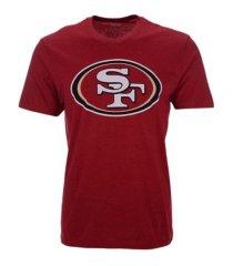 '47 brand men's san francisco 49ers imprint club t-shirt