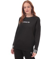 womens coeeze crew sweatshirt