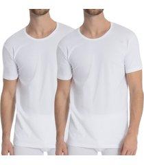 calida 2 stuks natural benefit t-shirt * gratis verzending *