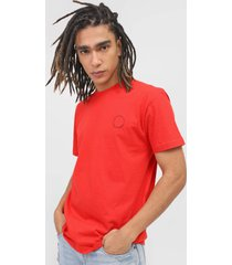 camiseta nicoboco landorus vermelha - vermelho - masculino - dafiti