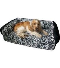 cama sofa para perro raza mediana print