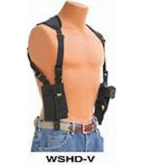 """shoulder holster with magazine pouch for taurus 809,840,845,908,938 w/ 4"""" barrel"""