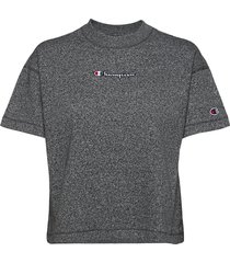 crewneck t-shirt t-shirts & tops short-sleeved grå champion