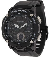 g-shock carbon core guard watch - black