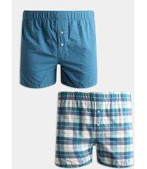 pantaloncillo pack x2 boxer amplio