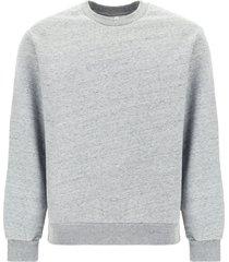 acne studios acne jeans sweatshirt