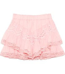briella skirt in pink grace